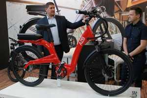 This E-Bike is Among the First to Boast Continental's CONTI eBike Drive