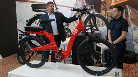 Pioneering Electric Bikes - This E-Bike is Among the First to Boast Continental's CONTI eBike Drive