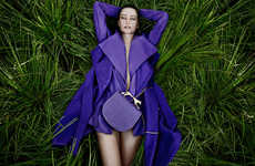 Luxe Parkside Campaigns - The Latest Thomas Wylde Campaign is the Epitome of Elegance