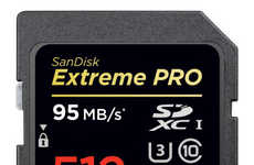 Record-Breaking SD Cards