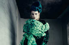 Wooly Fashion Editorials