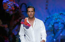 Flamboyant Cabana Attire - The Latest Francis Montesinos Runway Show Highlights Crafty Summer Looks