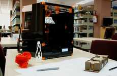 Modular Mexican 3D Printers - The MakerMex MM1 Modular 3D Printer Can Easily Be Upgraded