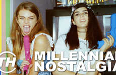Millennial Style Nostalgia