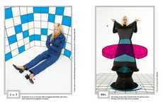 The Tank Fall/Winter 2014/2015 Photoshoot Displays Drawings