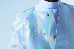 Bei Kuo's Latest Lookbook Boasts Sleek and Holographic Fashions