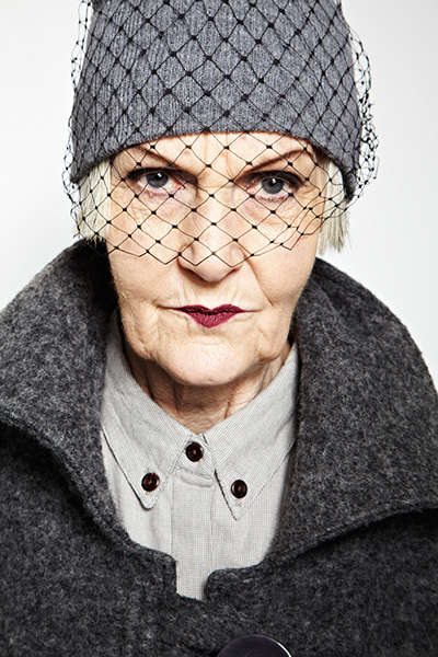 20 Fashions for Seniors - From Glam Grandmother Fashion to Style-Stalked Seniors