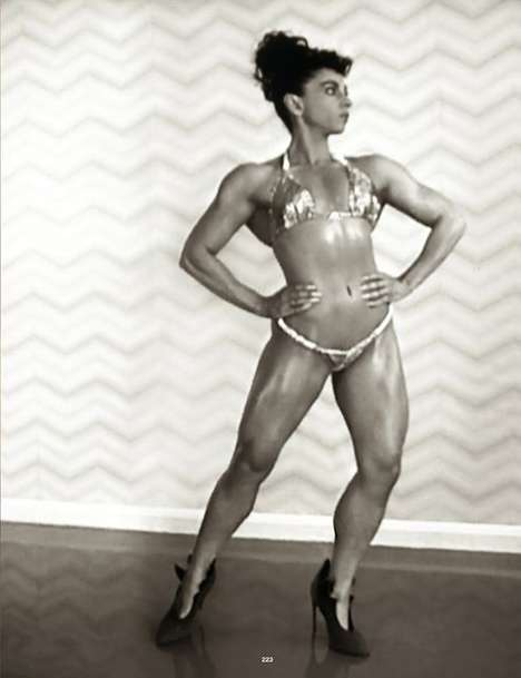Brazen Body Builder Editorials - The Dazed Magazine Flex Photoshoot Features High Muscle Mass