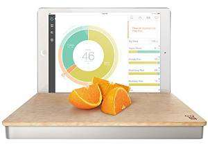 Digital Meal Prep Boards - The Prep Pad Helps You Visually See the Nutrient Intake of Your Foods