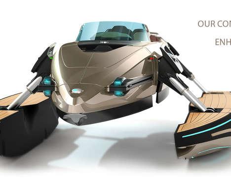 Versatile Luxury Yachts