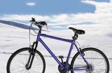 Snowboarding Bicycle Hybrids