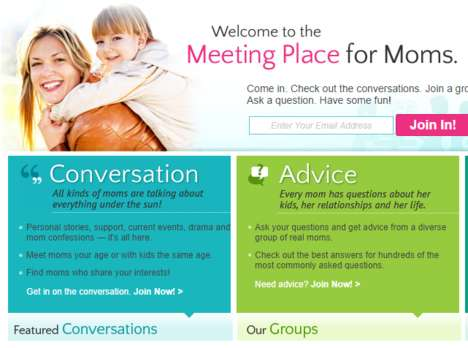 Motherhood Discussion Forums - CafeMom Allows Women to Join Meaningful Conversations