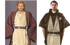 Sci-Fi Rain Jackets - The Star Wars Poncho Channels The Force to Keep Dry