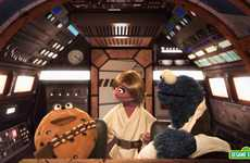 Galactic Puppet Parodies - This Sensational Sci-Fi Sesame Street Parody is Called Star S'mores