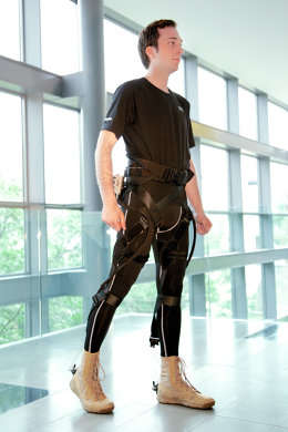 Wearable Soft Exosuits - Connor Walsh Creates Wearable Robotics To Enhance Mobility for Soldiers