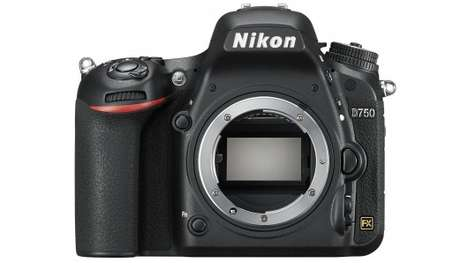 Tilting-Screen Cameras - The Nikon D750 is a Full Frame Camera With 51 Point Autofocus