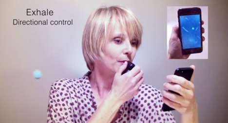 Breath-Controlled Games - Zenytime Wants to Make Concentrated Breathing Fun