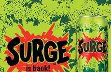 Nostalgic Soda Relaunches