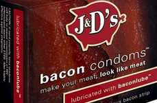 Bacon-Flavored Condoms