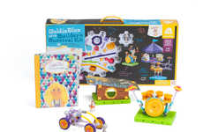 Girl Construction Toys - GoldieBlox and The Builder's Survival Kit Teaches Important Skills