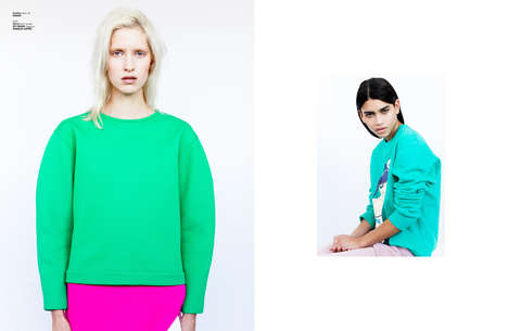 Vibrant Streetwear Fashion - The So Fresh & So Clean Editorial for The Ones 2 Watch is Youthful
