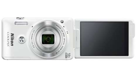 Compact Selfie Cameras - The Nikon Coolpix S6900
