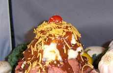 Dessert Meat  - The Hot Beef Sundae