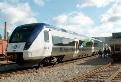 Speedy Eco Trains