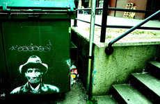 Dumpster Dress-Up