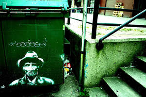 8 Artsy Trash Receptacles