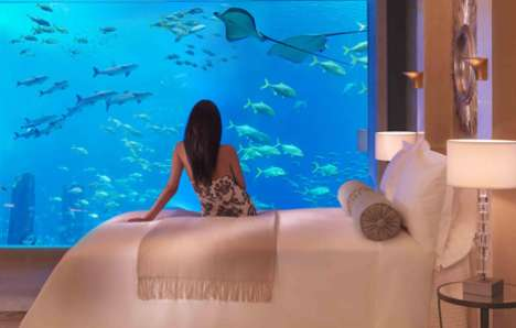 $25,000 Hotel Rooms - Atlantis The Palm Hotel in Dubai