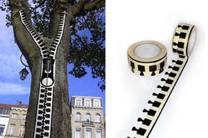The Zipper Tape Project