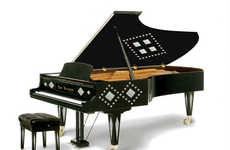 Gaudy Luxury Instruments