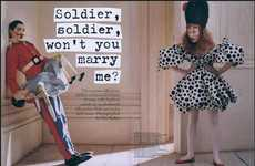 Storytelling Fashion Shoots - Tim Walker's Folk Song Inspiration