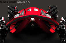 Racecars of 2025