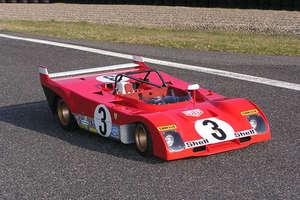 The Fully-Functional Ferrari 312PB