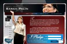 Spiritural Sarah Palin Support