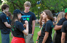 Teen Global Warming Activists