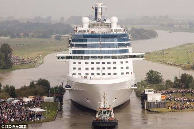 Cruise Ships With Lawns