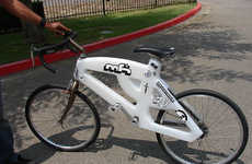 Plastic Recyclable Bikes