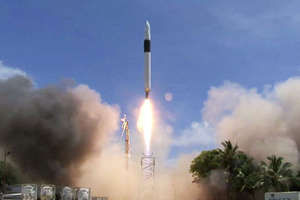 SpaceX Falcon 1 Launched Successfully