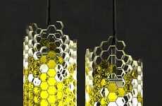 Honeycomb-Inspired Lighting