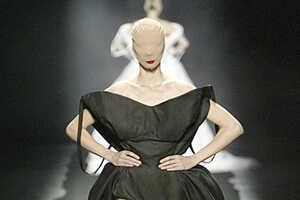 Martin Margiela's Masked Models