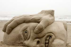 10 Incredible Sand Sculptures