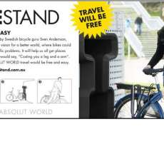 The Bike Stand Initiative