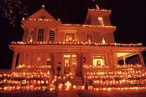 10 Pumpkin Houses