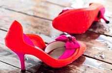 Galoshes for High Heels