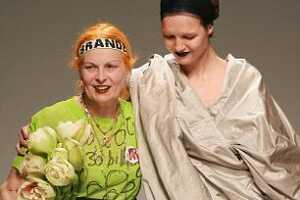 Dame Vivienne Westwood S/S 2009