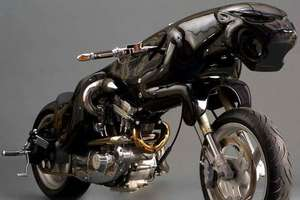 The Panther Motorcycle