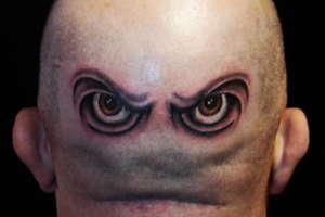 10 Head Tattoos